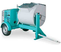 Horizontal Shaft Mixer